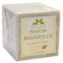 Savon de Marseille à l'huile d'olive - Vert - 600 g