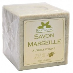 Savon de Marseille à l'huile d'olive - Vert - 600g