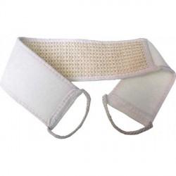 Lanière de Loofah pour le gommage du dos