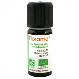 huile essentielle myrte,huile essentielle myrte rouge bio