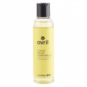 Avril Huile sèche corporelle A l'huile d'argan bio - 150 ml