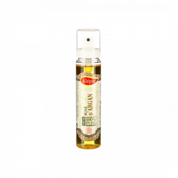 Alepia - Huile d'argan cosmétique bio 100 ml