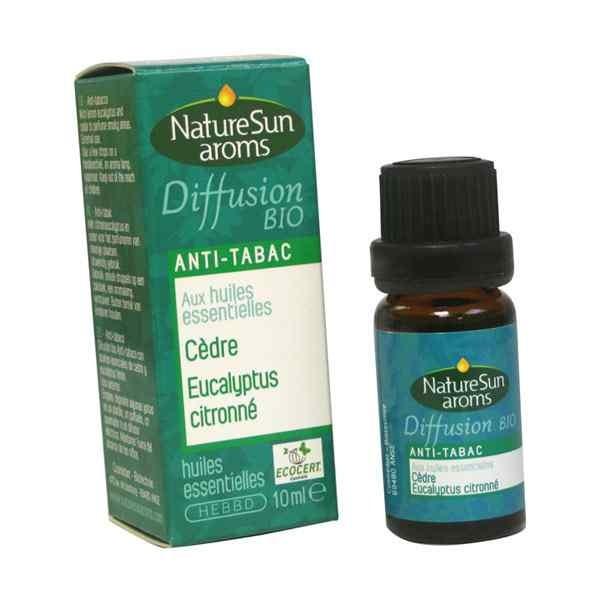 NatureSun Aroms - Diffusion Anti-Tabac Bio 10 ml
