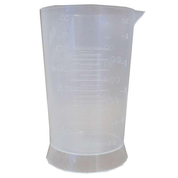 Bécher ou verre doseur 100 ml