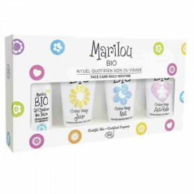 Marilou bio - Coffret Rituel Quotidien Soin Visage BIO