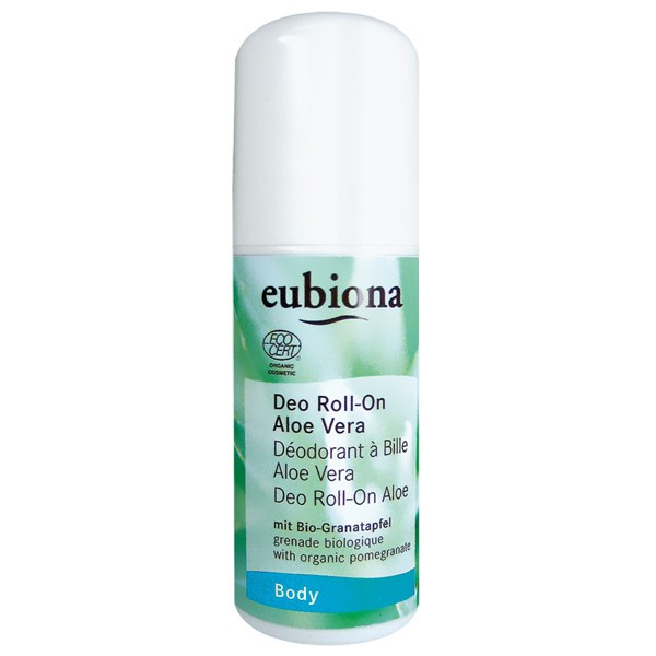 Déodorant à Bille Aloe Vera bio - Eubiona