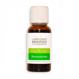 Biogemm - GEMMOSTRESS (figuier, tilleul, sapin) Bio ani-stress naturel gemmothérapie naturopathie