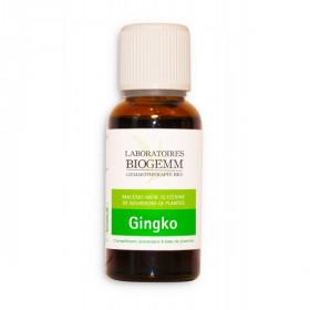 Biogemm - Ginkgo Biloba Macérât Bio 30 ml