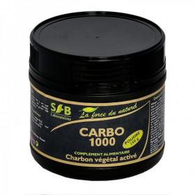 Laboratoires SFB - Carbo 1000 Charbon Végétal Activé Poudre 150 g