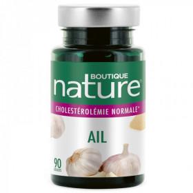Boutique Nature - Ail - Cholestérol - Candidose - 90 gélules