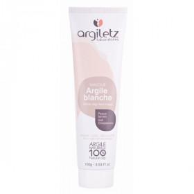 ARGILETZ - Masque éclaircissant bio à l'Argile Blanche - 100ml