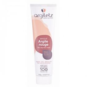 ARGILETZ,Masque Revitalisant bio à l'Argile Rouge,Masque Revitalisant,Masque Revitalisant,Masque Revitalisant,