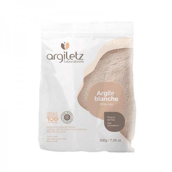 ARGILETZ - Argile Blanche Ultra-ventilée - 200g
