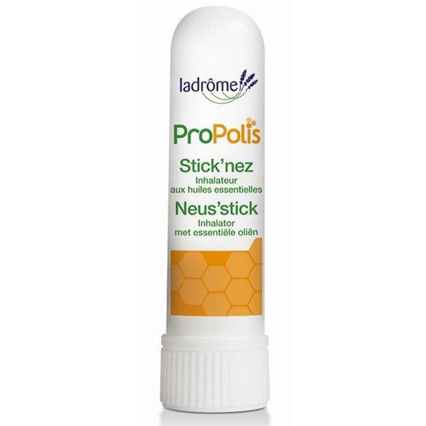 Ladrôme Stick'nez Inhalateur de poche Huiles essentielles bio 1ml