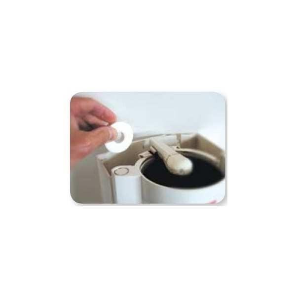 Ecodis - Anneau Aimant Anti calcaire Anti-tartre pour machine à café
