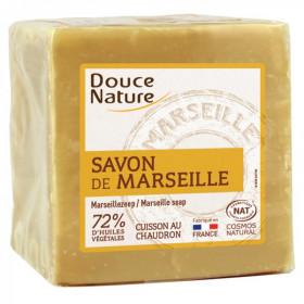 Douce nature - Savon blanc de Marseille 600g, savon naturel, lessive maison, copeaux de savon