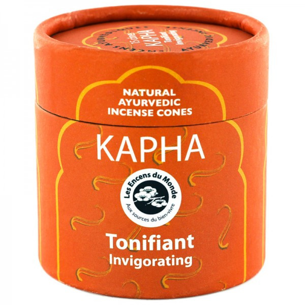 Cônes d' encens ayurvédiques indien KAPHA