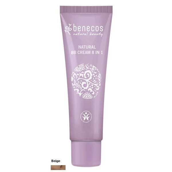 Benecos BB Crème Beige 8 en 1 Bio 30ml