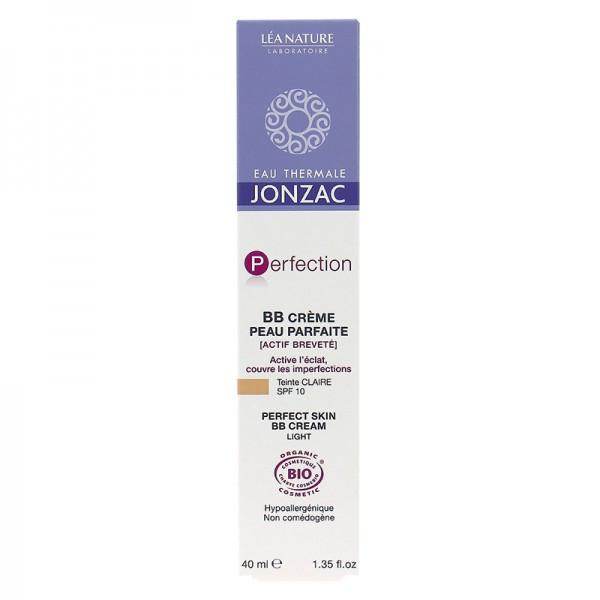 Eau thermale de Jonzac - BB crème teinte claire peau parfaite bio 40ml