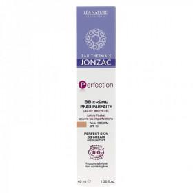Eau thermale de Jonzac - BB crème teinte médium peau parfaite bio 40ml
