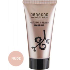 Benecos Fond de teint crème Naturel 30 ml