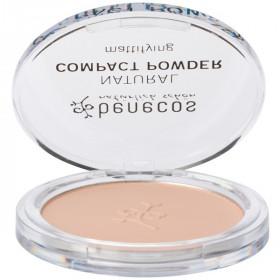 Benecos - Poudre compacte Sable (sand) Bio 9 g