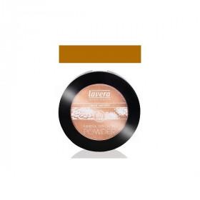 Lavera, Poudre bronzante bio, minérale, Bronze, soleil, maquillage