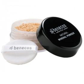 Benecos Poudre libre minérale sable clair 10g