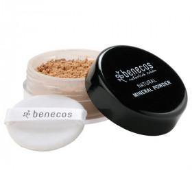 Benecos Fine Poudre minérale medium beige 10g