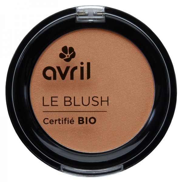 Avril Blush, Terre Cuite, bio, fard à joues, naturel
