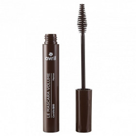 Avril - Mascara Volume Marron bio
