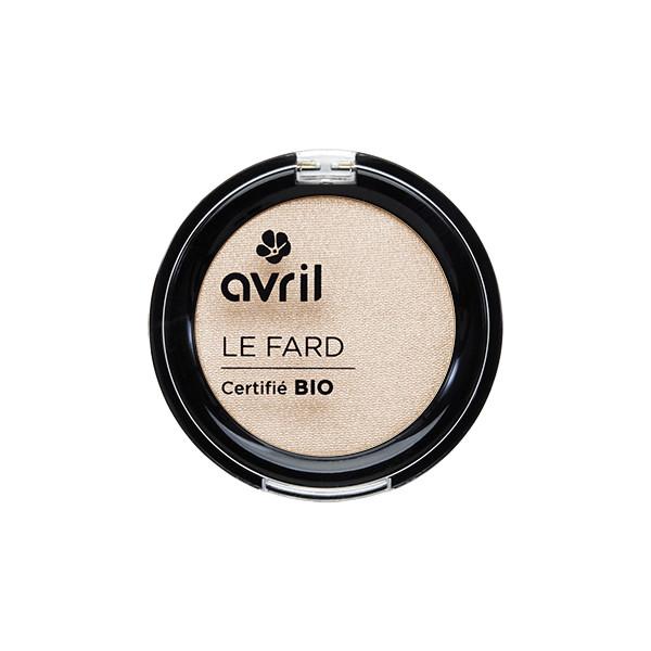 Avril, Fard à paupière bio, Désert, maquillage, cosmétiques