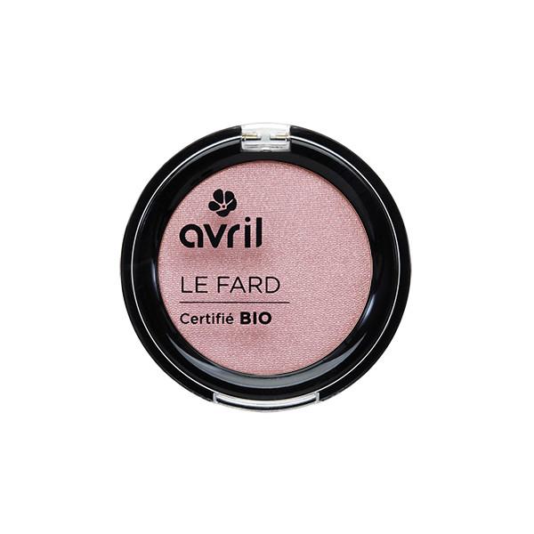 Avril, Aurore, maquillage bio, regard intense, yeux