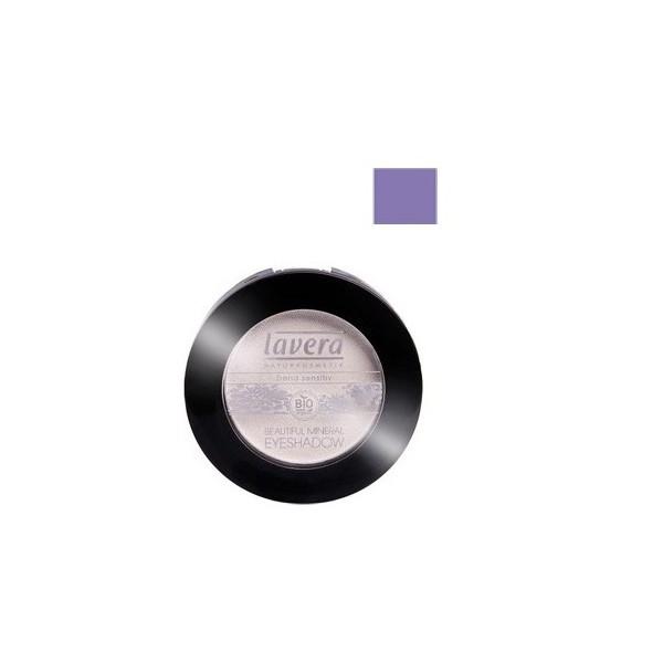 Lavera, Fard à paupières violet, minéral, majestueux, maquillage bio, regard, Fard à paupières violet