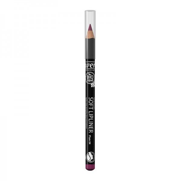 Lavera, Crayon contour des lèvres, bio, bouche pulpeuse, Brun prune, maquillage