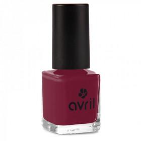 Avril, Vernis à ongles Bourgogne rouge , bio, Vernis à ongles rouge, Vernis à ongles rouge
