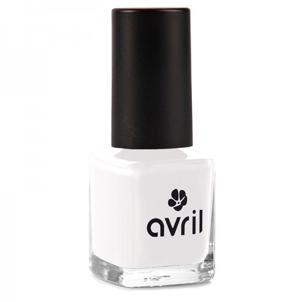 Avril, Vernis à ongles French Blanc