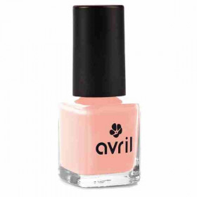 Avril - Vernis à ongles Rose Poudré 7ml