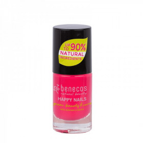 "Benecos Vernis à ongles ""Oh Lala"" Rose 9 mL"