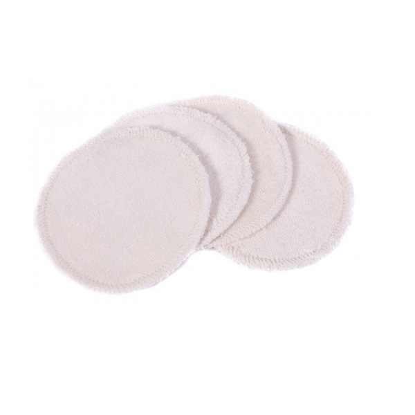 Anae 4 Disques à Démaquiller Lavables en coton bio