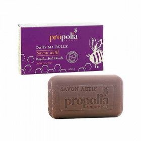 Propolia Savon actif propolis, miel & karité
