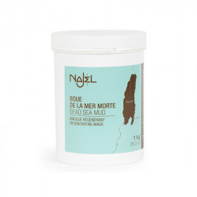 Najel Masque boue de la mer Morte 1kg
