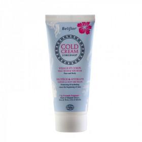 Beliflor Cold cream crème Visage et Corps bio 30ml