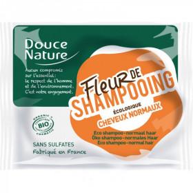 Douce nature - Fleur de shampooing cheveux normaux bio