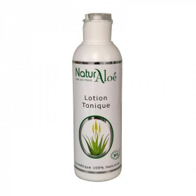 NaturAloe - Lotion tonique aloé véra bio 200 ml