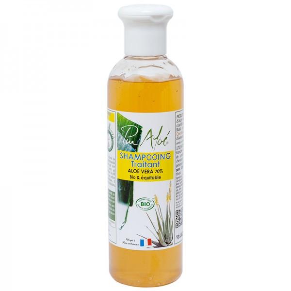 shampoing aloe vera bio