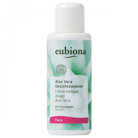 Lotion tonique visage bio Aloe Vera - Eubiona Lotion tonique visage bio Aloe Vera