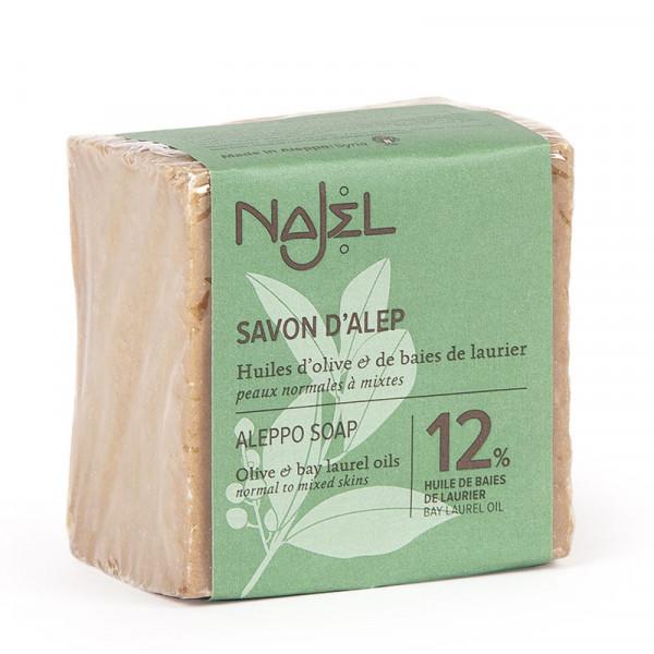 savon alep 12,5%