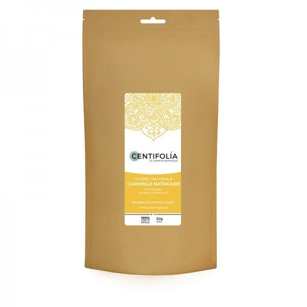 Centifolia Poudre tinctoriale Camomille matricaire 50 g