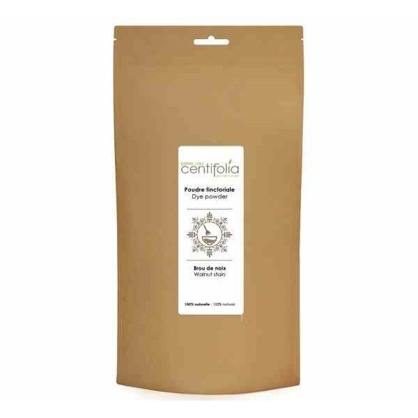 CENTIFOLIA Poudre tinctoriale Brou de Noix 250 g
